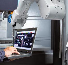 COBOT-Anbindung oder Industrieroboter, RK-AHT ist Ihr kompetenter Partner in der Robotik